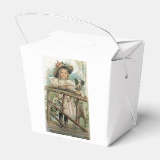 Pals de la pesca caja para regalos
