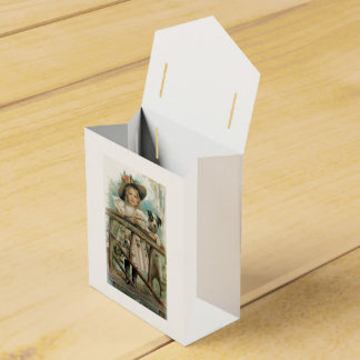 Pals de la pesca cajas para detalles de boda