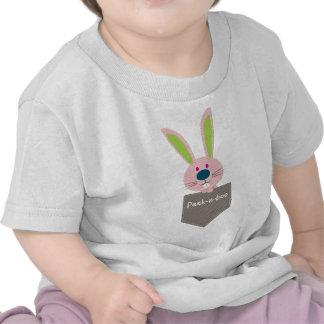 PALS DEL BOLSILLO:: Conejo de conejito 1 Camiseta
