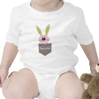 PALS DEL BOLSILLO:: Conejo de conejito 1 Trajes De Bebé
