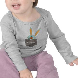 PALS DEL BOLSILLO:: Conejo de conejito 2 Camisetas
