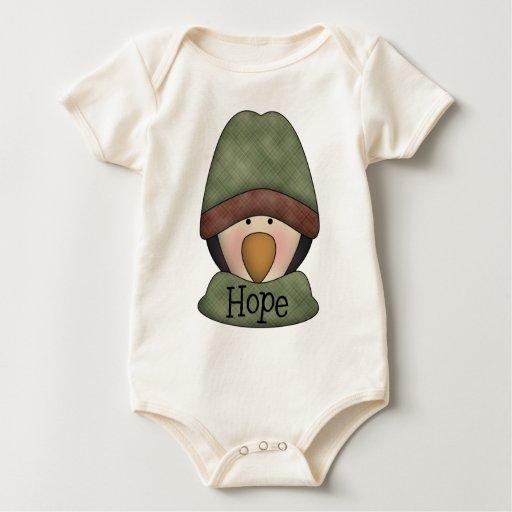 Pals del pingüino · Esperanza Body Para Bebé