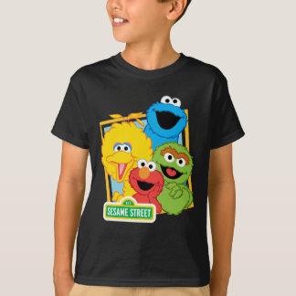 Pals del Sesame Street Playera
