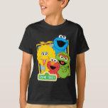Pals del Sesame Street Playeras