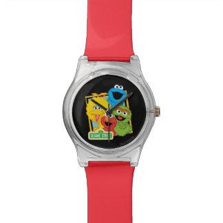 Pals del Sesame Street Relojes