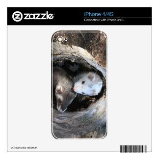 Pals iPhone 4 Skin