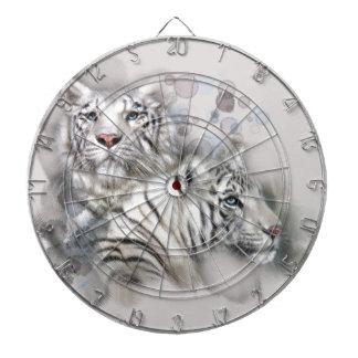 Pals.jpg Tigers tiger White tiger Dartboards