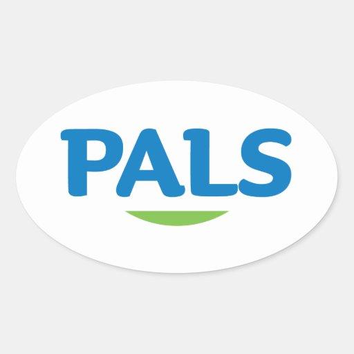 PALS sticker
