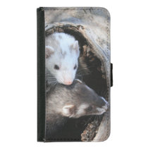 Pals Wallet Phone Case For Samsung Galaxy S5