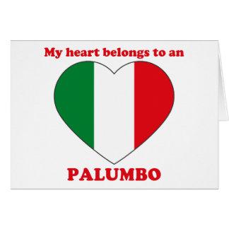 Palumbo Greeting Card
