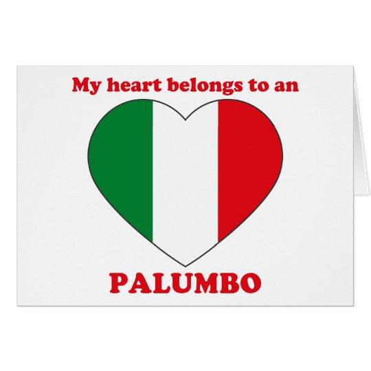 Palumbo Card