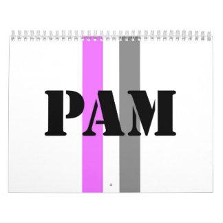 Pam Calendar