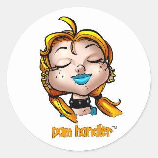 Pam Handler™ Sticker