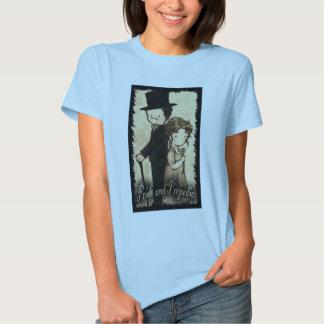 "Pam Moore--- Baby doll Medium brown ""Director"" Shirt"