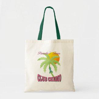 Pamela's Team Bags