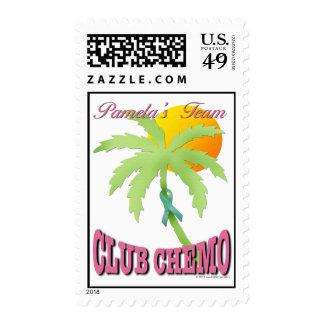 Pamela's Team Postage Stamp