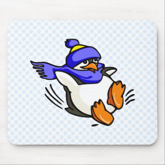 Pammy Penguin Mouse Pad