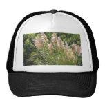 Pampas grass hat
