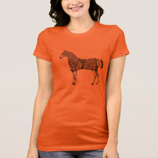 Pampered Horse T-Shirt