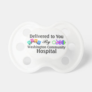 Pampered Pacifier - SRF