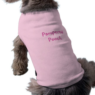 Pampered Pooch Clothing