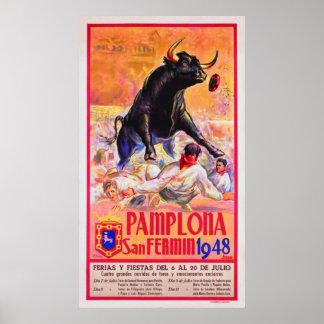 Pamplona 1948 impresiones