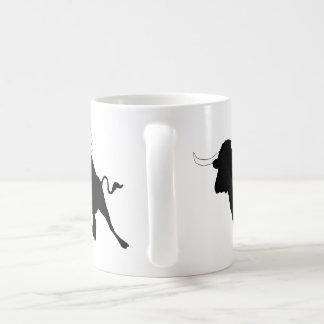 Pamplona Bull Mugs