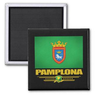 Pamplona Imán Cuadrado