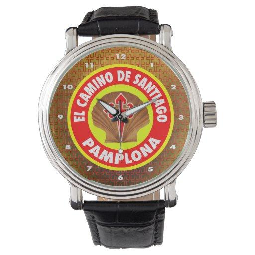 Pamplona Reloj