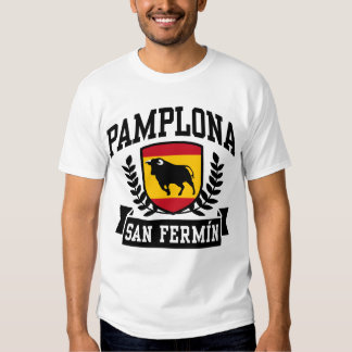 Pamplona San Fermín Playera