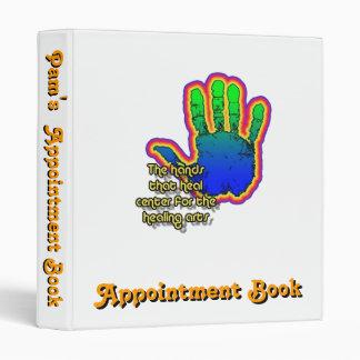 Pams book 3 ring binder