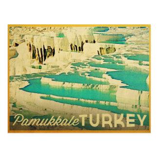 Pamukkale Turkey Postcard