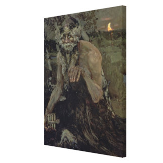 Pan, 1899 stretched canvas prints