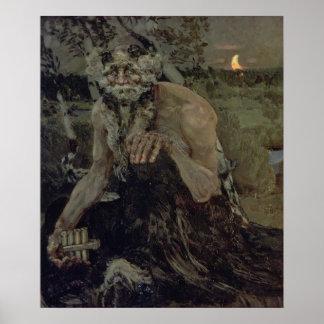 Pan, 1899 poster