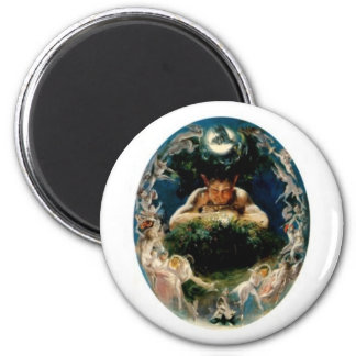 pan 2 inch round magnet