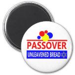 Pan ácimo del Passover Iman De Nevera