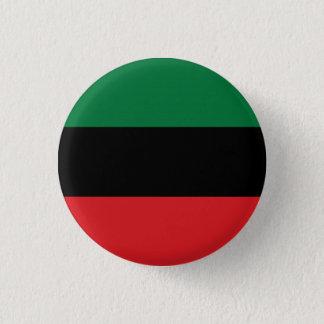 Pan African Black Power Button