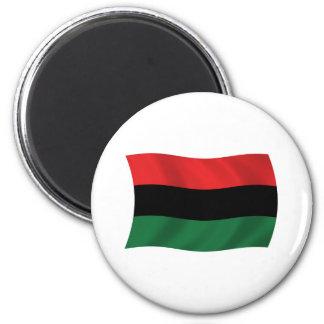Pan African UNIA Flag Magnet