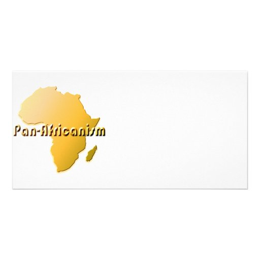 Pan-AFricanism #2 Photo Card