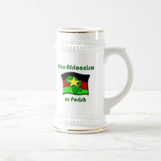Pan-Africanism or Perish #2 18 Oz Beer Stein