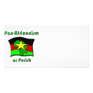Pan-Africanism or Perish 2 Photo Card