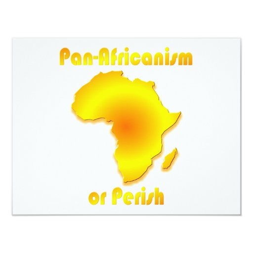 Pan-Africanism or Perish #3 Announcement
