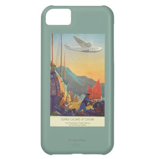 Pan-American Clipper Flying Over China Cover For iPhone 5C