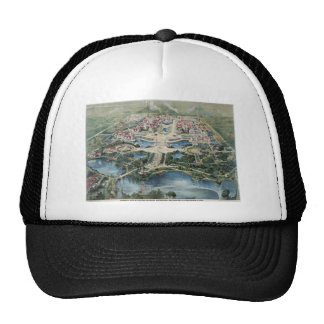 Pan American Exposition Buffalo1901 Hat