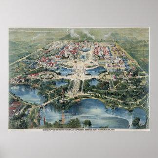 Pan American Exposition Buffalo1901 Poster