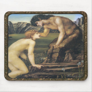 Pan and Psyche Mousepad