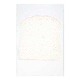 Pan blanco delicioso  papeleria de diseño