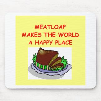 pan con carne tapete de ratón