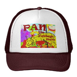 PAN-cover-take-mass Trucker Hat