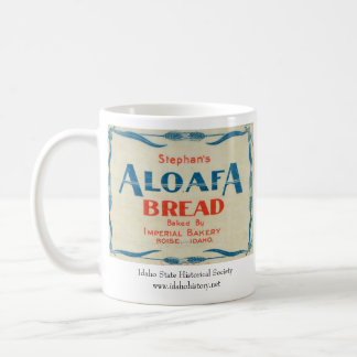 Pan de Aloafa Tazas